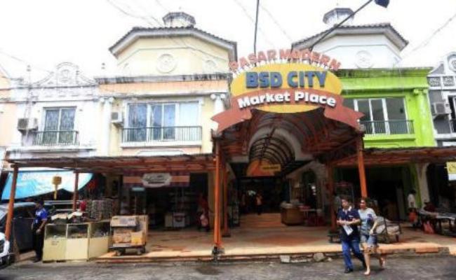 kuliner malam Tangerang
