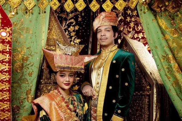 jelang pernikahan Atta-Aurel
