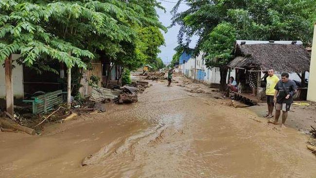 banjir di NTT